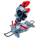 Fierastrau circular semi-stationar Raider, 1400 W, 5000 rpm, disc 210 mm, indicator laser