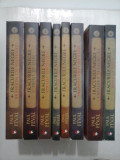PAUL FEVAL - FRACURILE NEGRE - 8 Volume - Editura LITERA