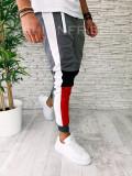Pantaloni pentru barbati - slimfit - de trening - LICHIDARE STOC - A5227