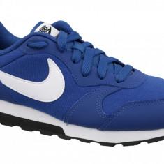 Pantofi sport Nike Md Runner 2 GS 807316-411 pentru Copii, 38.5, Albastru
