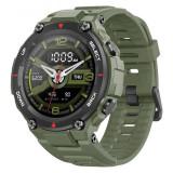 Ceas Smartwatch Amazfit T-Rex GPS Sports, Army, Verde 2268838