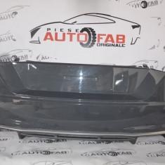 Bară spate Audi TT an 2014-2017 cu găuri pentru Parktronic și camere