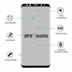 Folie protectie display Ultimate Full Face Samsung S9+
