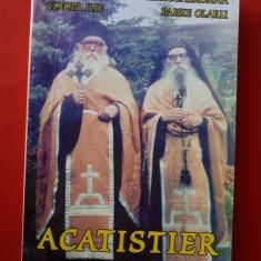 ACATISTIER × Arhimandrit Cleopa Ilie
