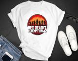 Cumpara ieftin Tricou Personalizat , Bumbac – RED-DEAD-REDEMPTION