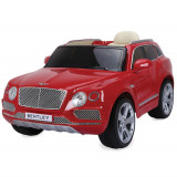 Masinuta electrica cu telecomanda Bentley Bentayga Red