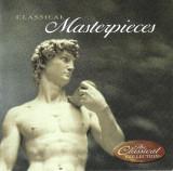 CD Classical Masterpieces, original, muzica clasica
