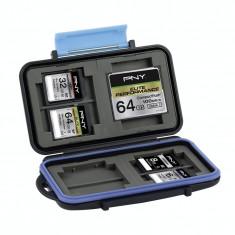 Cutie PNY pentru transport carduri de memorie