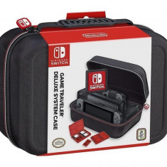 Geanta Nintendo Switch Game Traveler Deluxe System Case