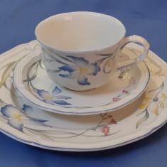 Serviciu mic dejun portelan Villeroy & Boch