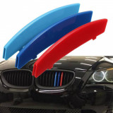 Emblema ornament plastic grila BMW M Power E60 E61 seria 5 2004-2010