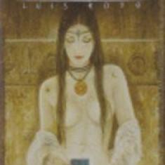 Baraja Labyrinth-Carti tarot Engl/Originale/SIGILAT,editie LUX(bronz)+guidebook