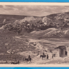 (1) CARTE POSTALA - BALCIC, MAHALAUA TURCEASCA , FOTO M. VESEA A.N.E.F. - 1939