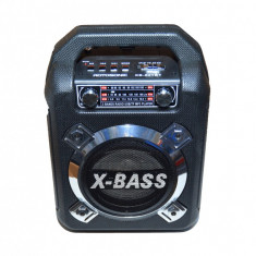 Boxa portabila XB-621BT radio fm , bluetooth,usb intrare audio