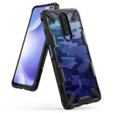 Cumpara ieftin Carcasa Ringke Fusion X Xiaomi Poco X2 / Mi 10T / Redmi K30 Camo Black