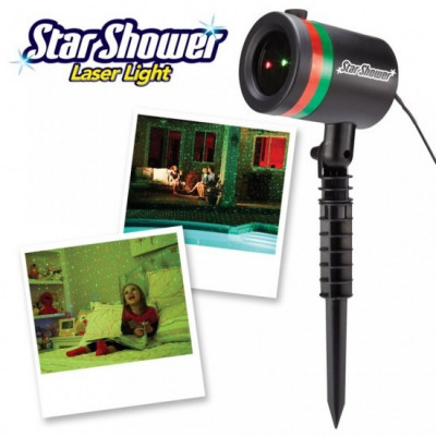 Proiector laser Star Shower foto