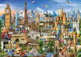 Puzzle Educa - Europe Landmarks 2000 piese (17697)