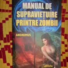 manual de supravietuire printre zombii 271pagini