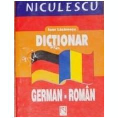 Dictionar german-roman roman-german - Ioan Lazarescu