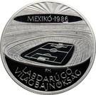 Ungaria 500 Forint 1986  ( Stadium) Argint  28 g/640, Aoc1 KM-657 UNC !!!