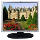 Monitor 19 inch LCD HP L1925, Silver & Black, Panou Grad B