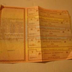 certificat de proprietate n23