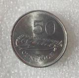 G5. MOZAMBIC 50 Centavos 1980 UNC din fisic **, Europa