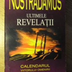 NOSTRADAMUS ULTIMELE REVELATII - PETER LEMESURIER