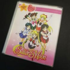 Album gol Sailor Moon Trading Cards Series III + set complet de cartonase