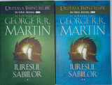 George R. R. Martin - Iuresul sabiilor (vol. 1-2, ed. a III-a)