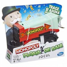 Joc de societate Monopoly - Ploaia de bani