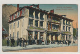 Busteni - Hotel Caraimani ,Salutari din Busteni,Marele Hotel Caraiman, Circulata, Printata