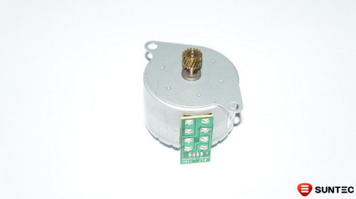 Paper pick up / feed motor HP Color Laserjet 3600 / 3800 RK2-0939