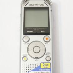 Reportofon digital stereo Olympus WS-811 2 Gb cu ecran iluminat si difuzor - USB
