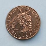 FRANTA  -  10 Francs 1988  -  Roland Garros