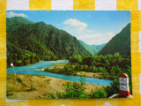 Calimanesti - Valea Oltului - vedere necirculata