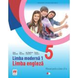 Limba moderna 1 - Limba engleza manual pentru clasa a V-a, autor Emma Heyderman