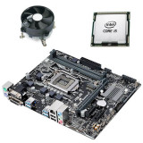 Kit Placa de Baza Refurbished Asus PRIME B250M-K, Quad Core i5-6400, Cooler