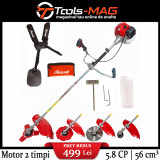 Cumpara ieftin Motocoasa MOGILEV 4 sisteme de taiere