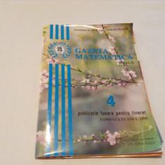 GAZETA MATEMATICA NR 4 /2019--RF13/0