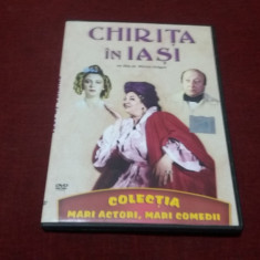 DVD  CHIRITA IN IASI