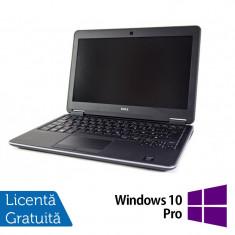 Laptop Refurbished DELL Latitude E7240, Intel Core i5-4300U 1.90GHz, 8GB DDR3, 128GB SSD, 12.5 inch + Windows 10 Pro