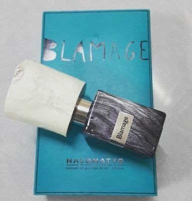 Tester Parfum Blamage by Nasomatto  Unisex -30ml foto