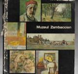Muzeul Zambaccian, prefata de Radu Bogdan, ed. Meridiane, 1966