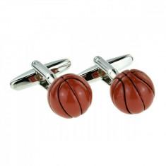 Butoni tema sport minge basket, ambalaj cadou