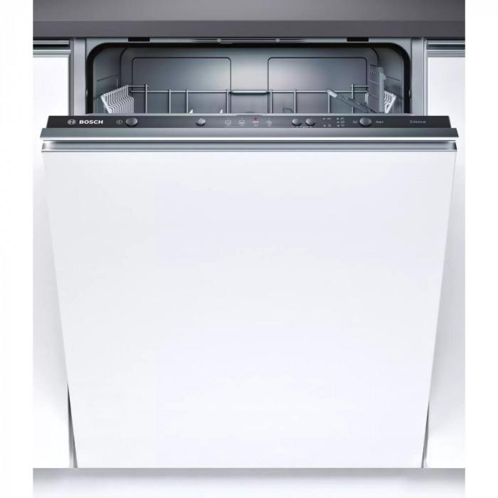 Masina de spalat vase incorporabila Bosch SMV24AX00K, 60 cm, Aqua Stop, 12 seturi, clasa A+