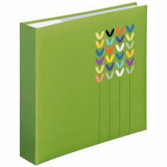 Album foto Blossom, Hama, 2531, 200 poze, 10 x 15 cm, Verde