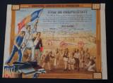 Titlu de proprietate 1945 Reforma agrara - per. regalista