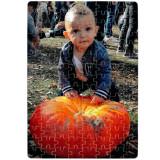 Cumpara ieftin Puzzle personalizat cu poza si text, A4, 96 piese
