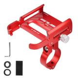 Suport de telefon rotativ 360 grade GUB P30 pentru trotinete electrice, biciclete, motociclete